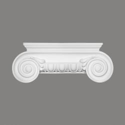 GŁOWICA PILASTRA OBUDOWA OKIEN I DRZWI D3023 Mardom Element dekoracyjny