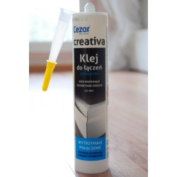 Klej CREATIVA by Cezar do łączeń 300ml - C310