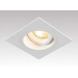 LAMPA WPUSZCZANA CHUCK DL SQUARE WHITE 92703 Zuma Line