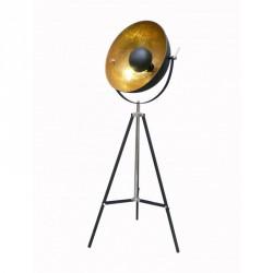 LAMPA STOJĄCA ANTENNE, ANTENNE, TS-090522F-BK, Zuma Line, zumaline, lampy stojące, nowoczesne lampy, dekorplanet, oświetlenie, l