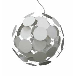 LAMPA WISZĄCA DOTS TS-081111P-WH Zuma Line, NOWOCZESNA, METALOWA, WISZĄCA, LAMPA WISZĄCA, LAMPY WISZĄCE