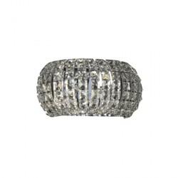LAMPA ŚCIENNA ANTARCTICA W0174-02S Zuma Line, kinkiet zuma line, kinkiet z kryształkami, nowoczesny kinkiet, lampa ścienna