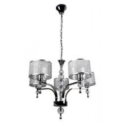 LAMPA WISZĄCA JEWELLERY P1550-05A Zuma Line, żyrandol, klasyczna lampa, lampa glamour, zuma line