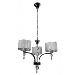 LAMPA WISZĄCA JEWELLERY, P1550-03A-F4B3, P1550-03A, Zuma Line, zumaline, lampy, lampy wiszące, oświetlenie, dekorplanet