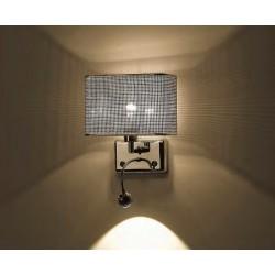 LAMPA ŚCIENNA BLINK W0173-02A Zuma Line, kinkiet, zuma line, kinkiet z kryształkami, lampy z kryształkai, lampy glamour