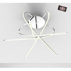 LAMPA SUFITOWA CARRELLO, carrello, PL1100014-5, Zuma Line, lampy sufitowe, lampa, lampy, oświetlenie, led