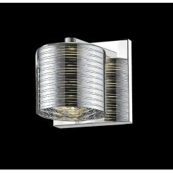LAMPA ŚCIENNA PIOLI, pioli, W0369-01A-B5GW, Zuma Line, zumaline, oświetlenie, lampy ścienne, kinkiety, kinkiet