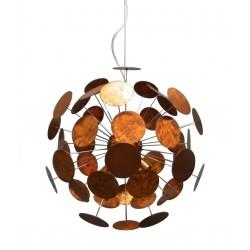 LAMPA WISZĄCA DOTS TS-081111PS-CPCP Zuma Line, nowoczesne oświetlenie, oryginalne lampy, designerskie lampy, metalowe, lampy
