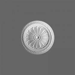 ROZETA R14 LUXXUS ORAC DECOR, WEWNĘTRZNA SZTUKATERIA, ZDOBIONA, Z ORNAMENTEM, KWIAT GRAFICZNY, KLASYCZNA