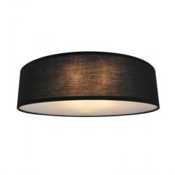 Lampa sufitowa czarna CLARA CL12029-D40-BK Zuma Line Dekorplanet
