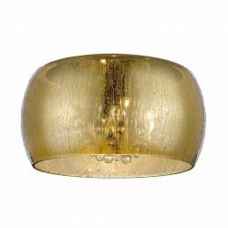 lampa sufitowa, lampy rain zumaline, lampy sufitowe zumaline, złota lampa sufitowa, oświetlenie zumaline, C0076-05L-F4L9