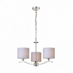 Zuma Line CARMEN RLD94103-3, LAMPA WISZĄCA POTROJNA, ŻYRANDOL ZUMA LINE, LAMPY WISZĄCE ZUMA LINE, DEKORPLANET