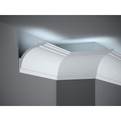LISTWY LED, MD105 LIGHT GUARD, MARDOM DECOR LISTWA PRZYSUFITOWA, LISTWY OŚWIETLENIOWE LED, LISTWA LED MARDOM, LISTWA LED NIEPRZE