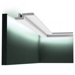 LISTW SUFITOWA LED, LISTWA SUFITOWA OŚWIETLENIOWA, C394 ORAC DECOR, LISTWY SUFITOWE LEDOWE, LISTWA SUFITOWA, listwy sufitowe, li