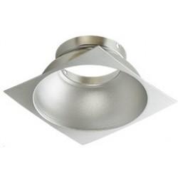 Lampa HUGO R wkład GM4104 R Aluminium aluminium IP2 Azzardo
