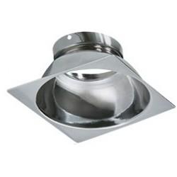 Lampa HUGO R wkład GM4104 R Chrome aluminium IP20 Azzardo