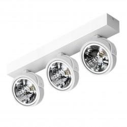 Lampa JERRY 3 12V GM4302-12V White / Aluminium IP2 Azzardo