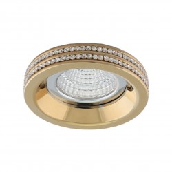Lampa EVA R NC1519R-G Gold / aluminium IP20 Azzardo