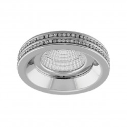 Lampa EVA R NC1519R-CH Chrome / aluminium I Azzardo
