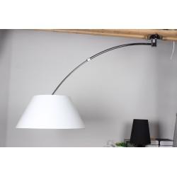 Lampa SELENA WHITE pendant PL-15029 WH white metal/fabric/s Azzardo