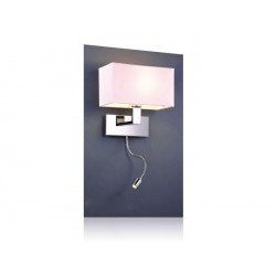 Lampa MARTENS WALL LED WHITE MB2251-B-LED-R WH white Metal/f Azzardo